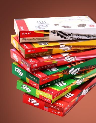 Pepero Day也有翻譯叫做「巧克力棒節」。 Pepero也翻譯成派派樂,是樂天公司於1983年開始生產的一種巧克力棒小食品。