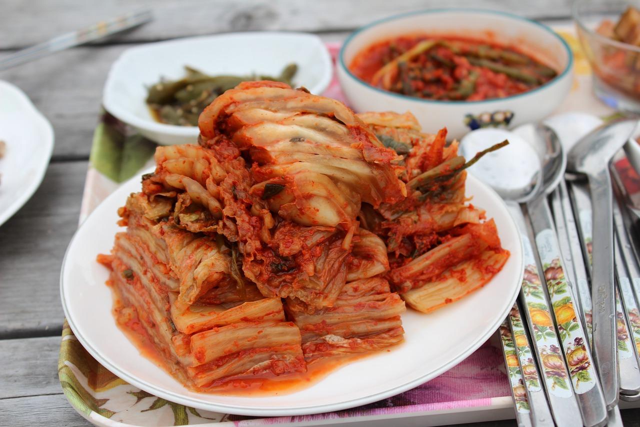 7. 不愛吃的韓式食物還是嘗試看看