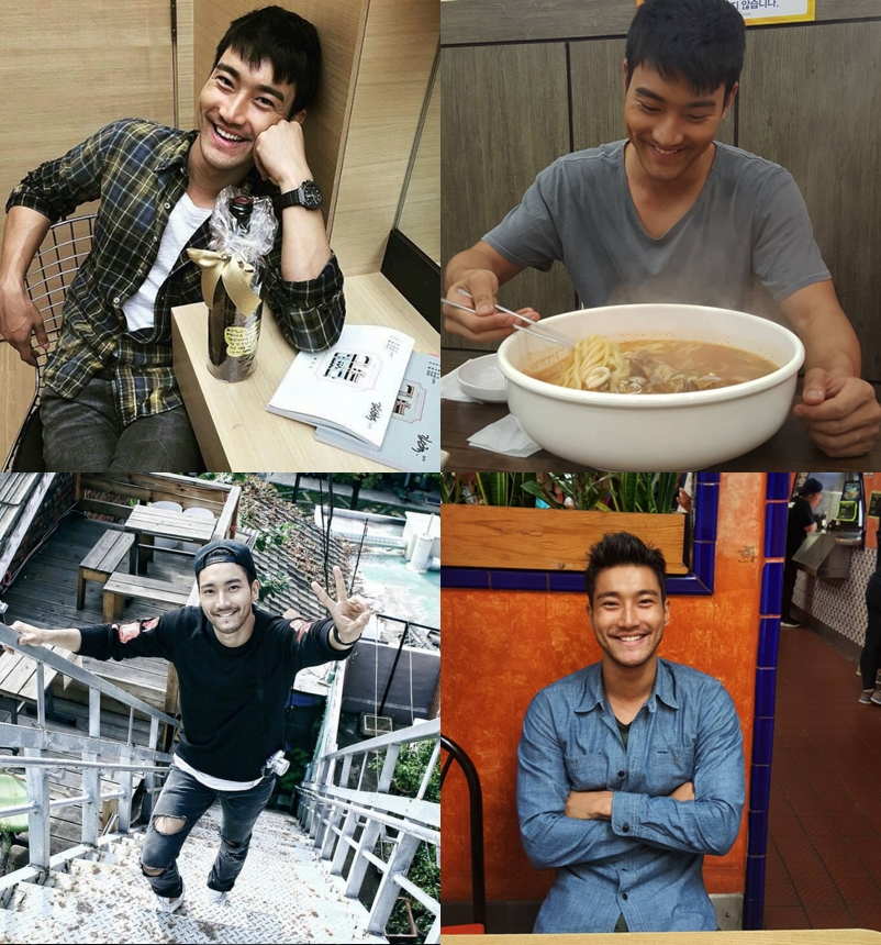 Super Junior 的始源不僅是高富帥,他還是有著超深酒窩的花美男!