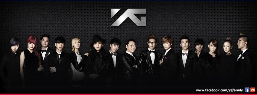欸~你以為YG娛樂很多人會講英文,所以可能有外國人嗎?No~他們不是土生土長韓國人,就是韓國裔~裡面可是沒有任何純種外國人捏~