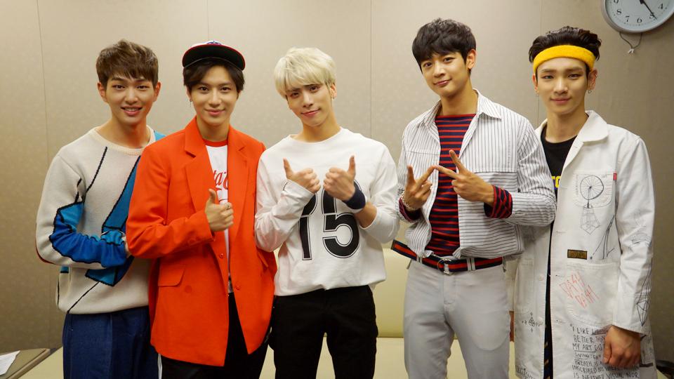 ★ No.3 :: SHINee ''1,664,434 次'' ★