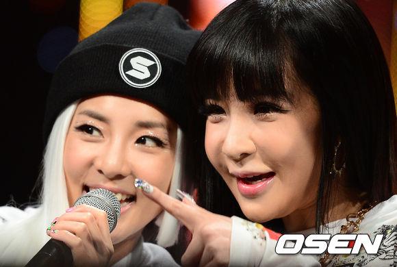 原來!!! 原來這就是老楊讓2NE1回歸的前奏啊啊啊啊~~