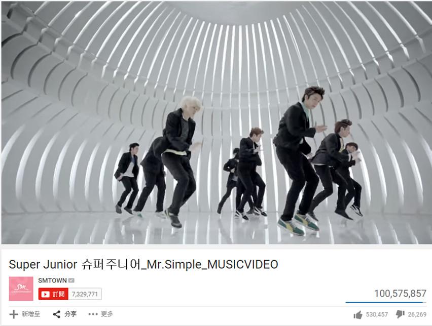 TOP 12. Super Junior - Mr.Simple
