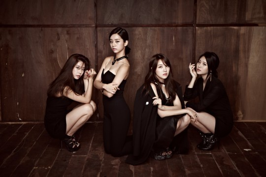 TOP5 Girl's Day(39票)