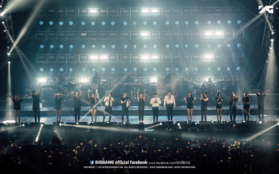 據說YG主要考量點有2個,第一,BIGBANG正在日本巡迴,iKON也預計在12月初拍攝新歌MV,兩團行程忙碌與MAMA撞期。