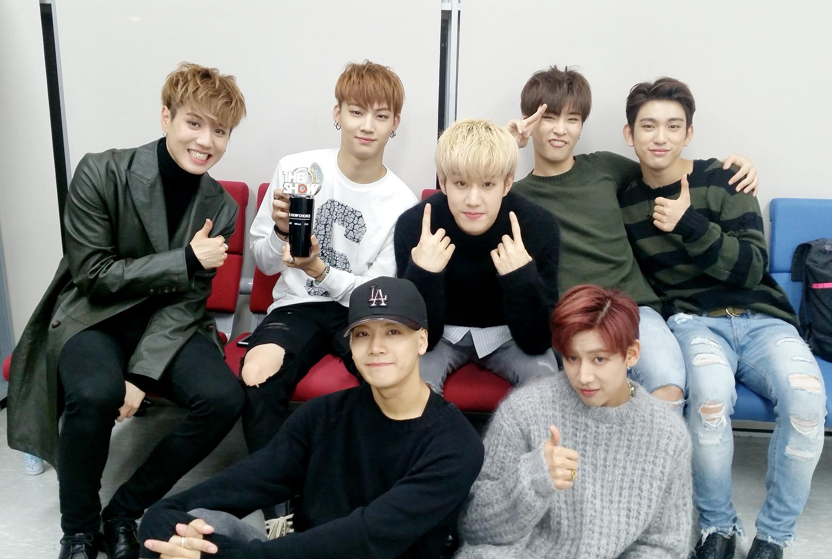 GOT7則是入圍最佳舞蹈表演男團與最佳年度歌曲《If You Do》,也會出席頒獎典禮