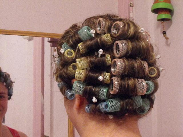<現實中做頭髮時> 理髮師!你怎麼搞的?跟我說的不一樣呢?你賠我賠我...