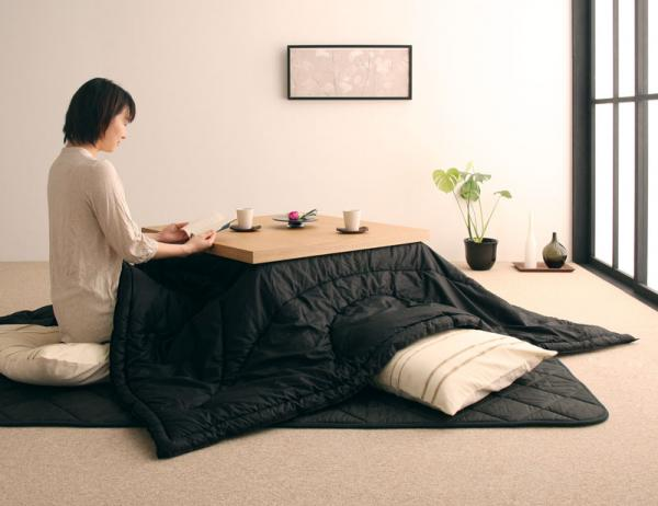 如果家裡有著這樣一個暖暖桌的話,你應該是不會想出門的~