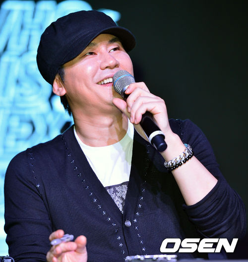 YG 娛樂今天對外發布新聞了...