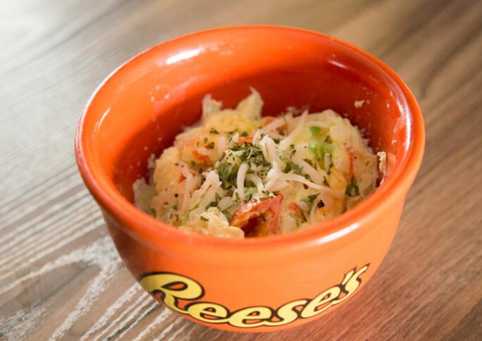第一個要學的就是義式烘蛋餅(Frittata) 也是一道簡單營養的開胃菜