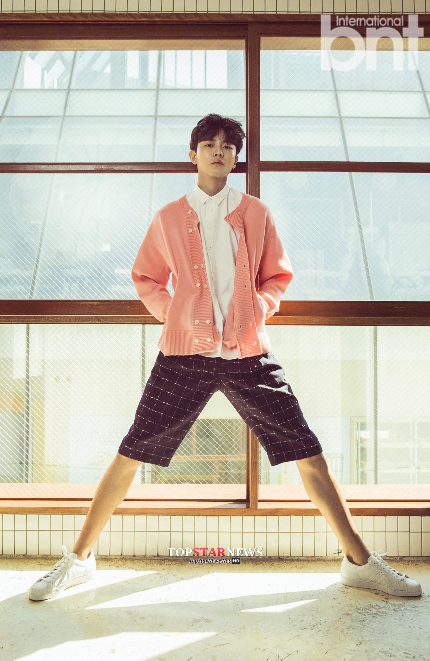 最後要跟大家分享的是YG K+當家花美男朱宇宰 (1986年出生,188公分)