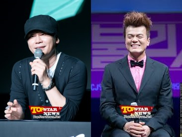 近年韓國的選秀節目如雨後春筍般  不論是素人競賽還是讓歌手再發光的節目都多得數不清 但想必還是讓JYP找到真愛老楊(x) 讓JYP說出「空氣半、聲音半」名言的K-POP Star最讓大家印象深刻吧!
