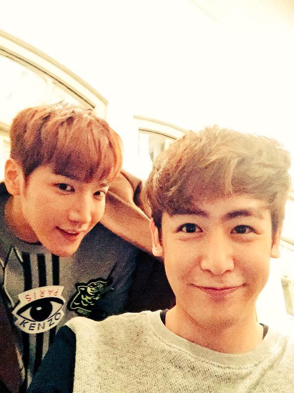 除了澤演外,2PM 的 Nichkhun 和 Jun. K 也都是 88 Line 成員。