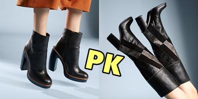 今年秋冬女星都換上了靴子展現時尚魅力喔!!但短靴&長靴各有各地優點...好難分出高下啦♬