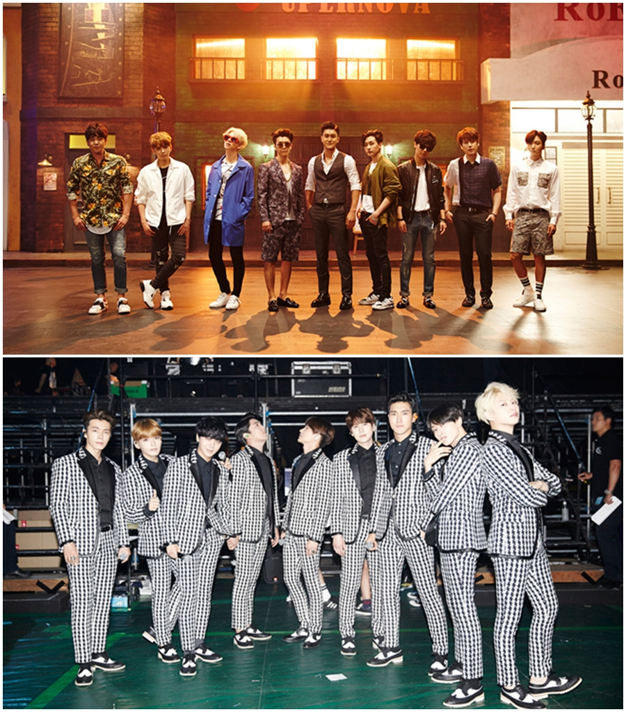 ★ Super Junior :: 29.6 歲 ★  Super Junior 目前的成員有利特、希澈、藝聲、強仁、神童、晟敏、銀赫、東海、始源、厲旭和圭賢,因為成員眾多也各有所長,不管在哪個領域都有很亮眼的表現。