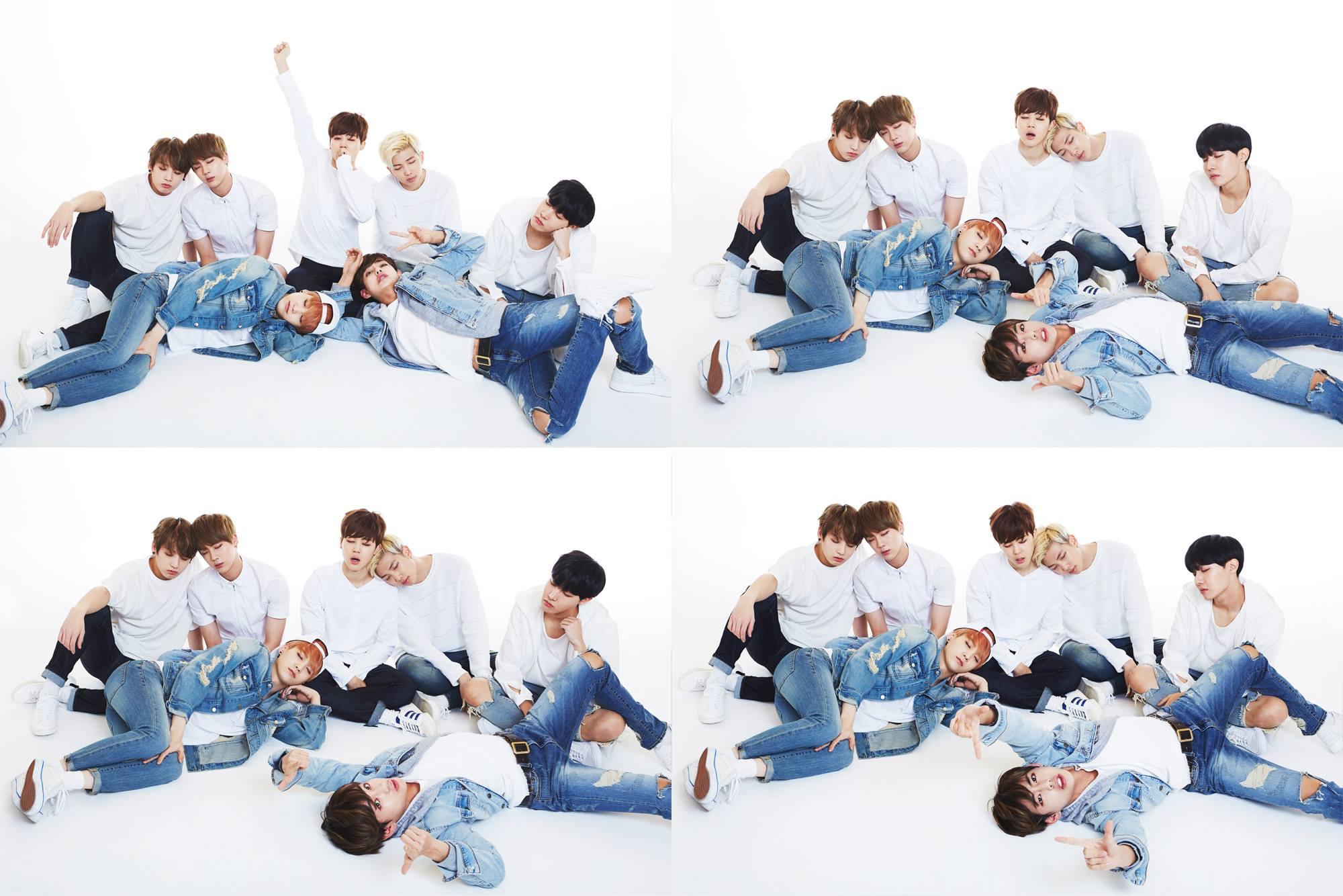 ★ 防彈少年團 :: 20.4 歲 ★  最近在韓國人氣很高的防彈少年團,是由 Jin、SUGA、J-hope、Rap Monster、Jimin、V、Jung Kook 等七名成員組成,預計在 11 月底回歸的他們,非常期待這次的排舞風格。