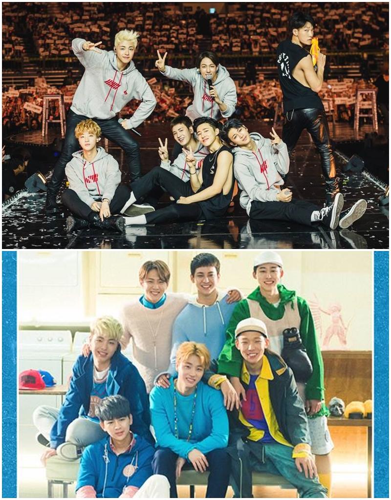 ★ iKON :: 18.8 歲 ★  讓歌迷等待多時的 iKON 終於在今年出道了,由原本的 Team B 的成員振煥、允亨、BOBBY、B.I、東赫和俊會,再加上後來選出的粲右等 7 人所組成的團體。