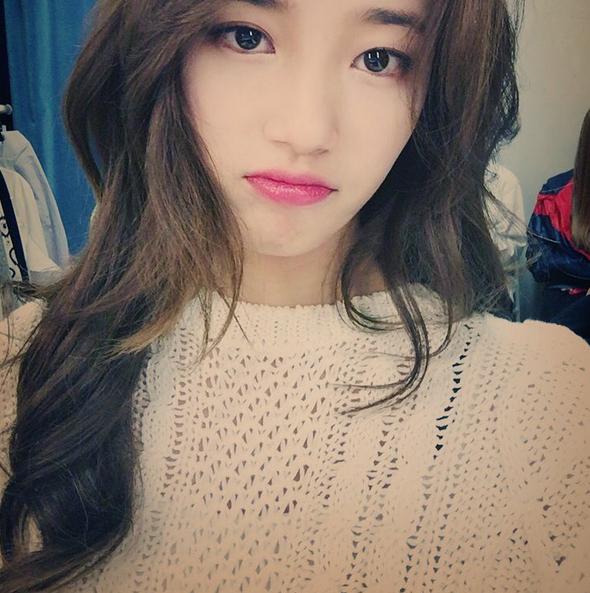 秀智不要不開心喲~ 小編還是很愛你的 ♥3♥