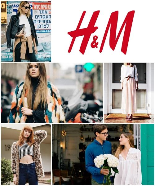 No7. H&M