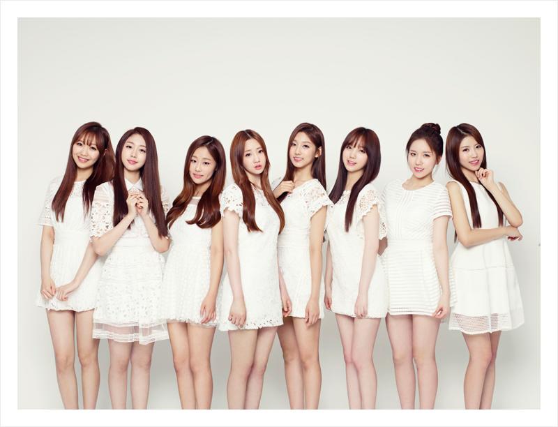 ★ Woollim 娛樂 :: Lovelyz ★  在去年 11 月底出道的 Lovelyz,是人氣男團 INFINITE 的師妹。