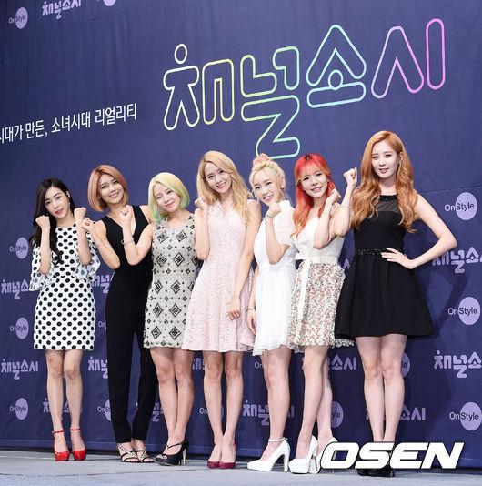 7 ~ 9 月《Channel 少女時代》播出。