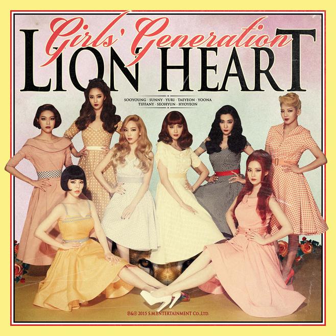 8 月 正規五輯《Lion Heart》發行。
