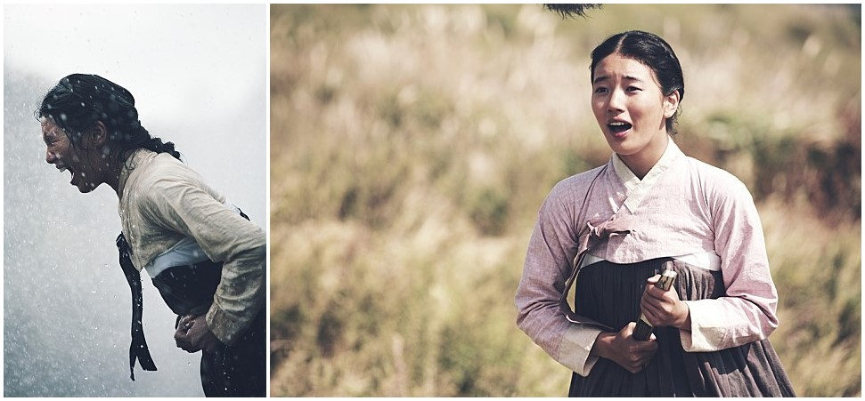 提前讓「最適合韓服」這個排行榜的競爭白熱化的主角 就是最近正賣力宣傳新電影「桃李花歌」的秀智 光透過照片就能感受到秀智為新片的努力了呢!