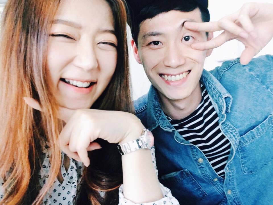 這些照片全來自與這對可愛的情侶,他們是來自韓國的20代年輕人 由於女朋友要去美國紐約唸書,男生卻要留在韓國首爾 兩人想出這種獨特的想法來維持遠距離戀愛