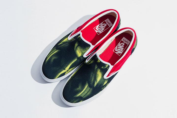 RYOONO x Vans 不過露可覺得最酷的金屬鞋面設計應該是RYOONO的聯名款,精緻的材質設計,據說連鞋盒都很講究!不過很可惜這雙鞋只在日本Billy's獨家販售,價格是¥9,000 日圓。