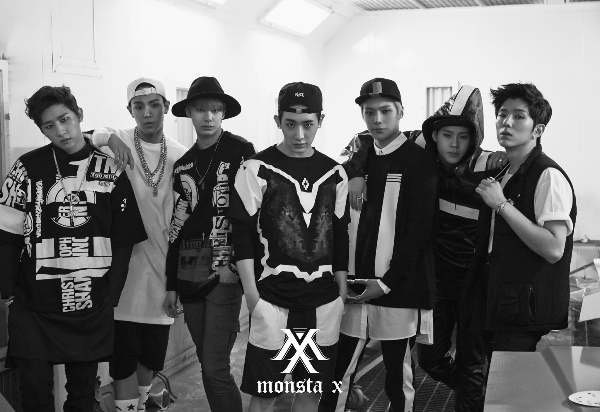 6. MONSTA X (2015/5/14)