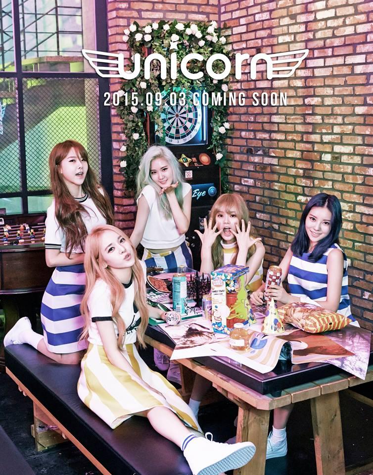 19. Unicorn (2015/9/1)