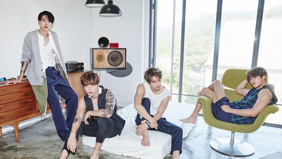 欸?等等?啊不是10月底才公告,CNBLUE會參加這次12/2在香港的Mnet Asian Music Awards(簡稱MAMA)嗎?是MAMA主辦單位公告的第一波出席名單中的一團嗎?