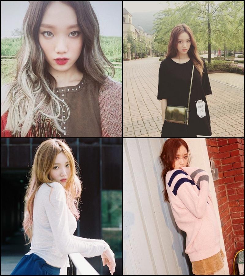 ♡ #데일리룩  想知道韓國女孩都怎麼穿搭嗎? 「데일리룩(Daily Look)」就是每日穿搭的意思。