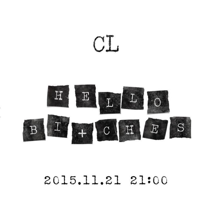 第一位就是昨天公開 MV 就造成話題的 CL。