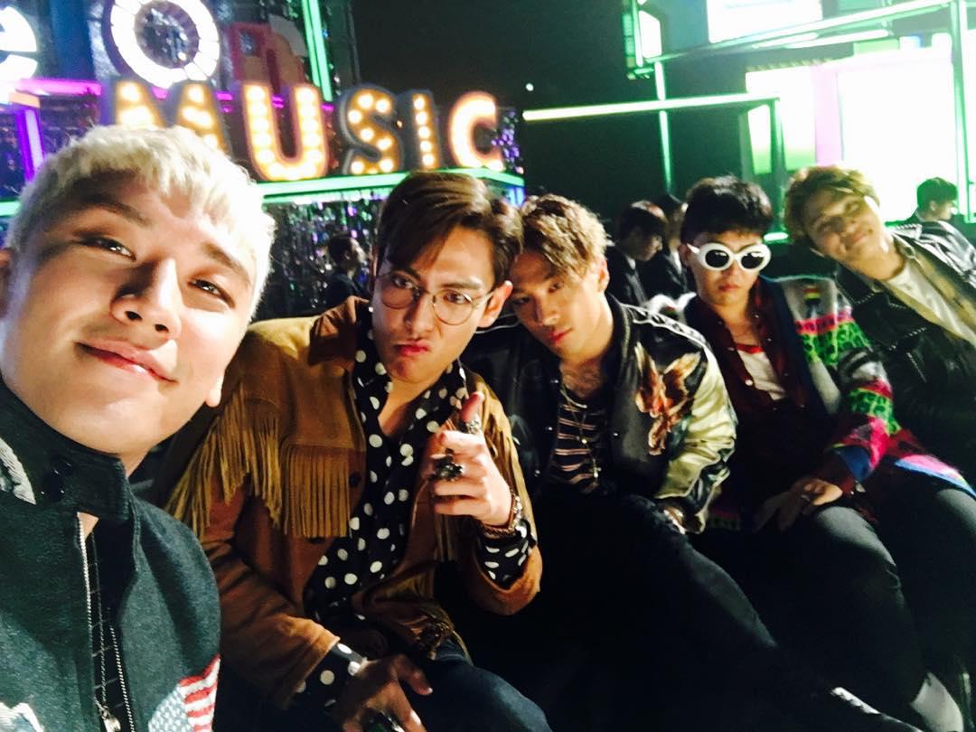 BIGBANG 平均3.96年 GD 11年(SM 5年+YG 6年)+太陽 6年+大聲 約1年+T.O.P 約1年+勝利 10個月