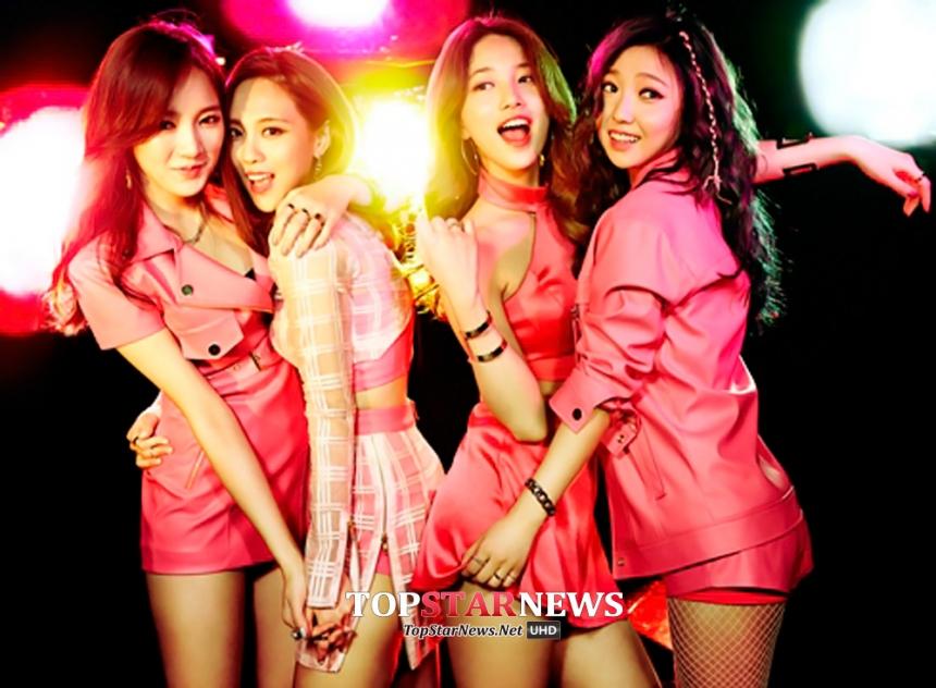 miss A 平均3.58年 Min 7.5年+霏 3年+佳 3年+秀智 10個月