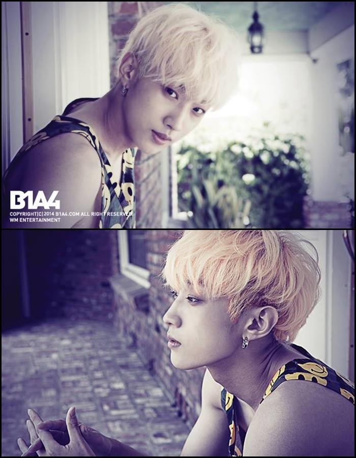 被稱為《偶像運動會》老爺爺四人組成員之一的「振永」,是 B1A4 的隊長喔。