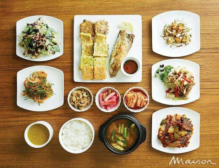 #2. 減少外食 韓國最近十分推崇利用家中的食材製作健康的料理