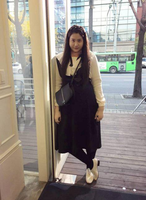 據說柳仁英的特殊化妝大概要花韓幣800萬元