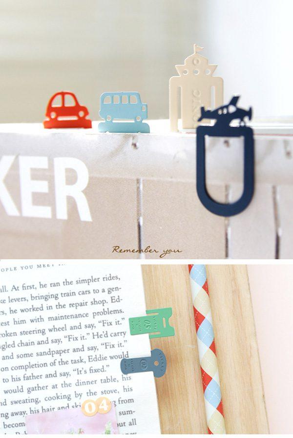 不管是學生或上班族,看到可愛的文具就無法招架...「一定用得著的!」就是最好的購買理由♥