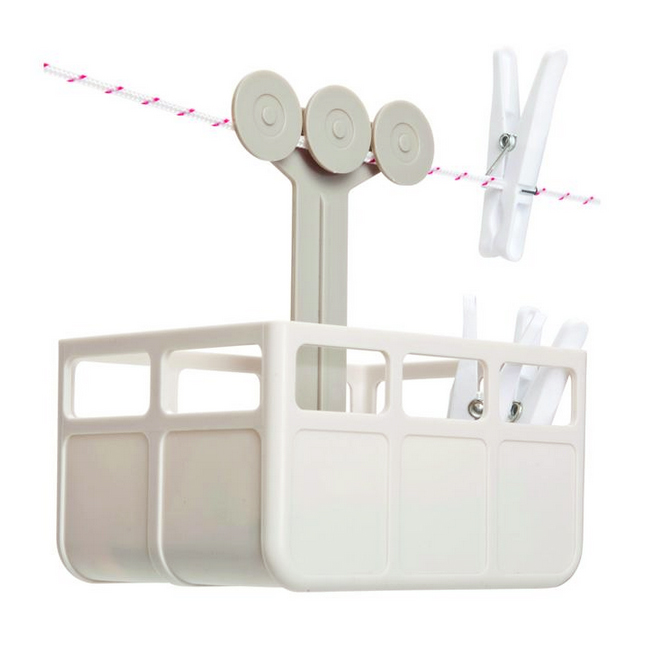 #創意文具收納盒 NT.473 收納桌上的哩哩摳摳很頭痛耶!纜車造型的收納盒讓人有度假的氣氛,心情變很好喔♥