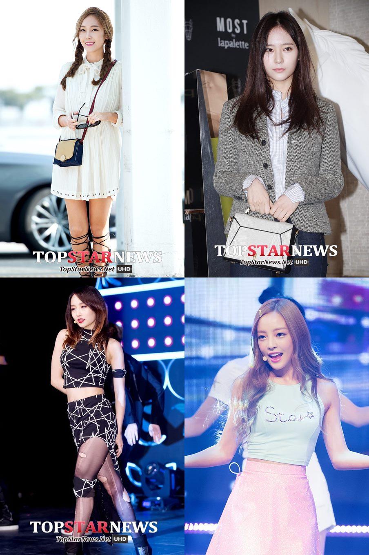 韓國網友們也說鄭氏姐妹、具荷拉、妮可等女星也都有矯正過牙齒呦~