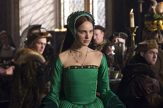 # 娜塔莉·波曼(Natalie Portman) 《美人心機》(2008)