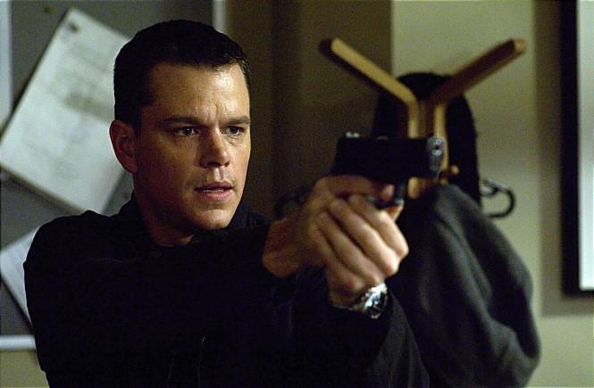 # 麥特·戴蒙(Matt Damon) 《神鬼認證:最後通牒》(2007)