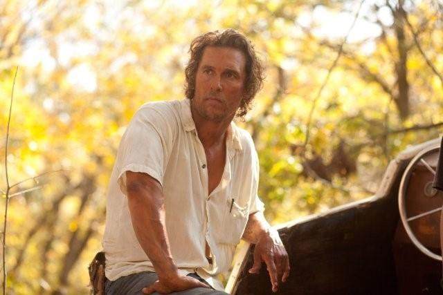 # 馬修·麥康納(Matthew McConaughey) 《密西西比河上的瑪德》(2012)
