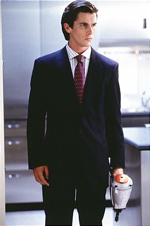 # 克里斯汀·貝爾(Christian Charles Philip Bale) 《美國殺人魔》(2000)