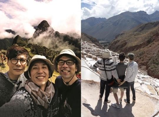 首先是由40代的代表,尹尚、柳熙烈及李笛三位資深音樂人前往秘魯