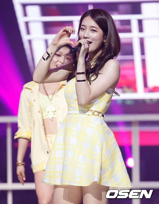 國民初戀 Suzy 和.....