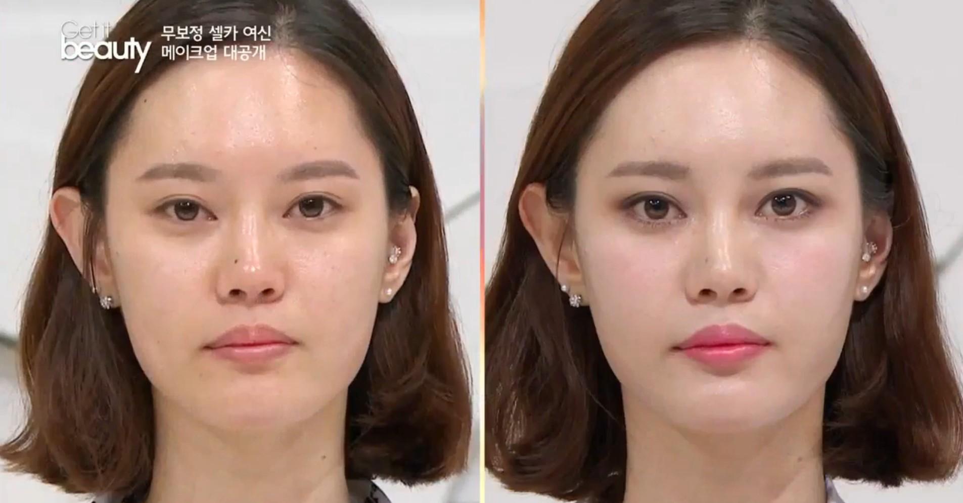 接下來重頭戲來了,明星專用的彩妝師要教大家如何妝出自備濾鏡效果的妝容!