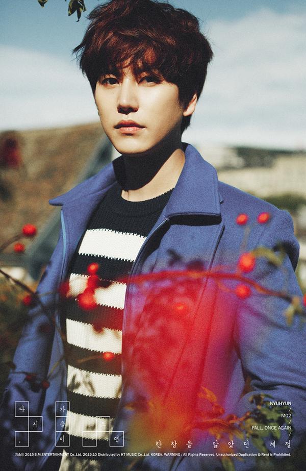 ♒水瓶座代表:Super Junior圭賢 他們很重朋友,如果妳也是朋友&情人並重的人,兩人的想法就很契合♥